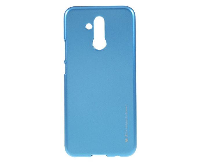 Mercury i-Jelly Slim Fit Case Θήκη Σιλικόνης Blue (Huawei Mate 20 Lite)