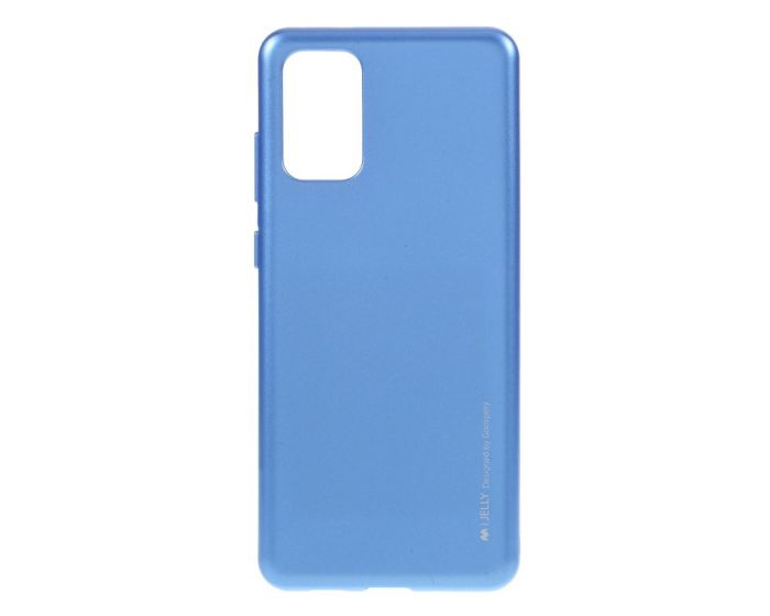 Mercury i-Jelly Slim Fit Case Θήκη Σιλικόνης Blue (Samsung Galaxy S20 Plus)