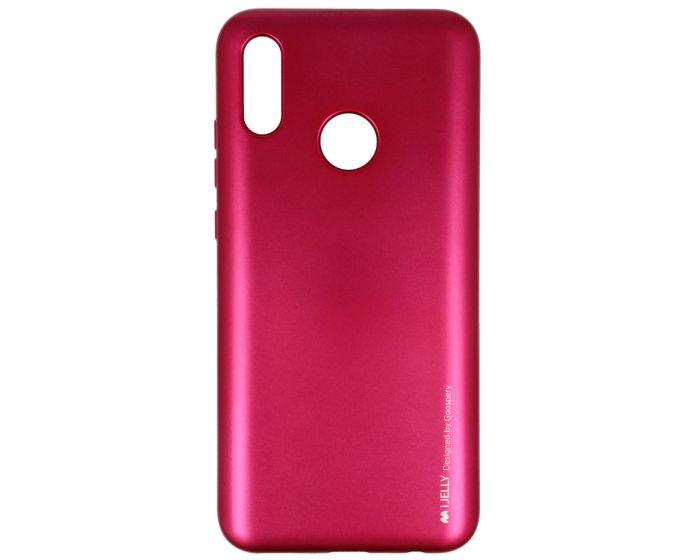 Mercury i-Jelly Slim Fit Case Θήκη Σιλικόνης Pink (Huawei P Smart 2019 / Honor 10 Lite)