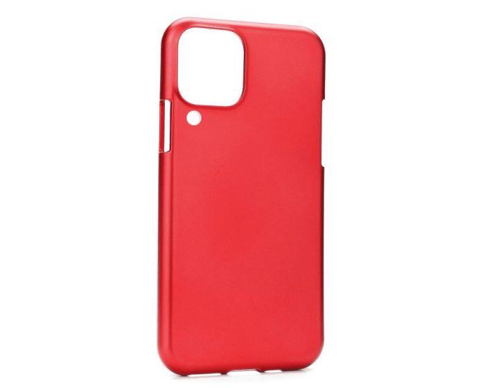 Reverse Reck TPU Silicone Case Red (Huawei P40 Lite)