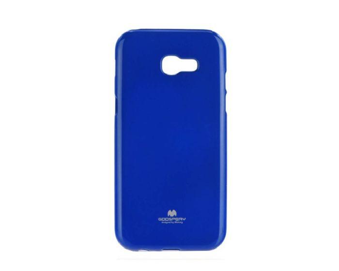 Mercury Jelly Slim Fit Case Θήκη Gel Blue (Samsung Galaxy A3 2017)