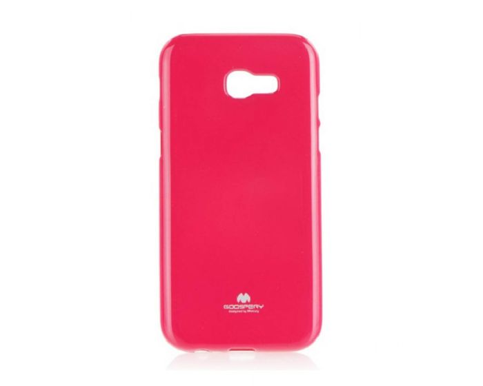 Mercury Jelly Slim Fit Case Θήκη Gel Pink (Samsung Galaxy A3 2017)