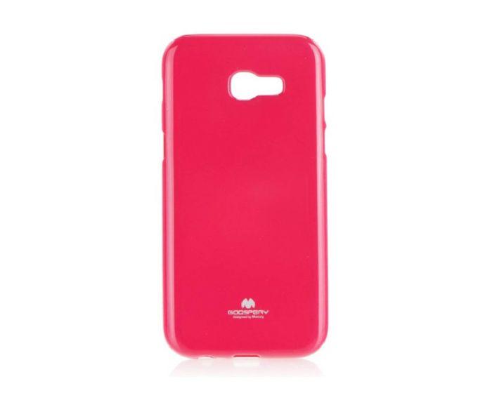 Mercury Jelly Slim Fit Case Θήκη Gel Pink (Samsung Galaxy A5 2017)