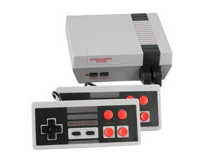 Retro Entertainment System Mini Console Game (620 Games)