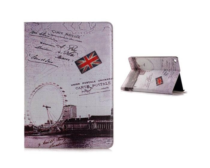 Card Postal Millenium Ferris Wheel UK (iPad mini / mini Retina / mini 3)