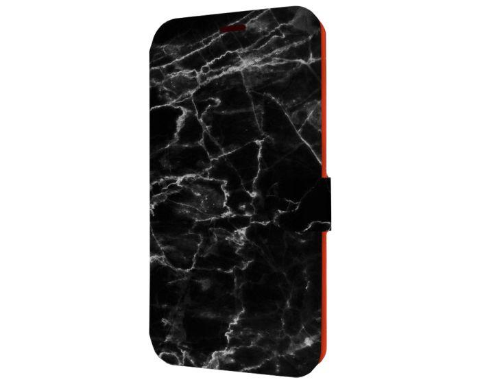 Mobiwear Book Stand Case Θήκη (V056P) Marble (Xiaomi Redmi Note 9s / 9 Pro / 9 Pro Max)