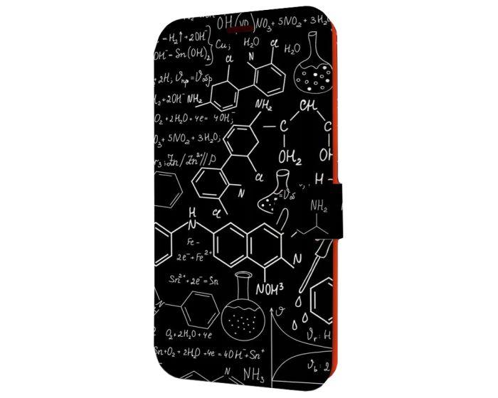 Mobiwear Book Stand Case Θήκη (V060P) Formulas (Samsung Galaxy A21s)