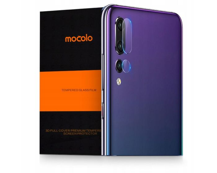 Mocolo TG+ Camera Lens Tempered Glass Film Prοtector (Huawei P20 / P20 Pro)