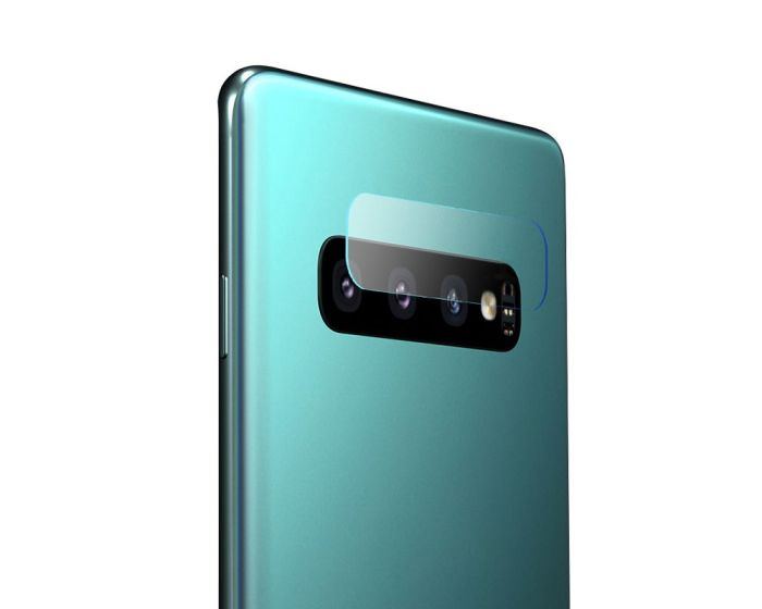 Mocolo TG+ Camera Lens Tempered Glass Film Prοtector (Samsung Galaxy S10)