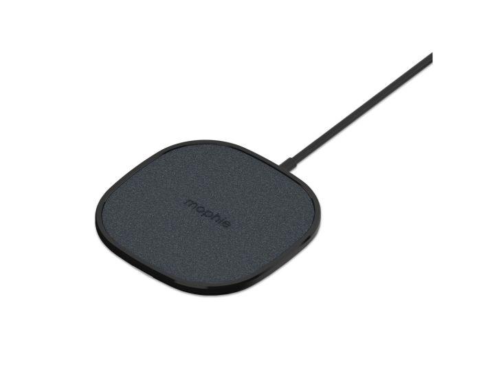 Mophie Wireless Charging Pad Ασύρματος Φορτιστής Fast Charge 15W - Black