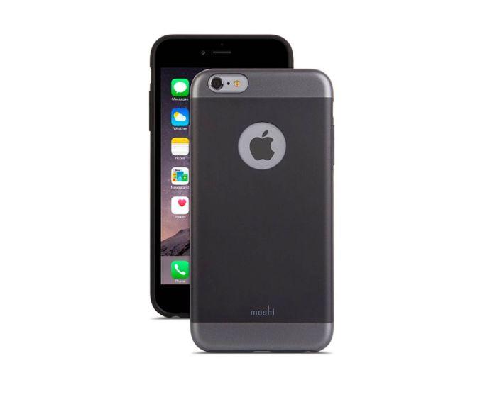 Moshi iGlaze Armour Graphite Black 99MO079001  - (iPhone 6 / 6s)