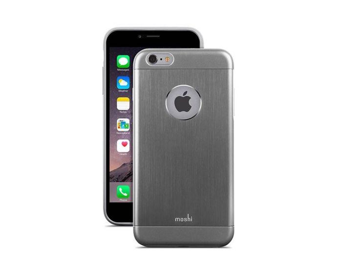 Moshi iGlaze Armour Gunmetal Gray 99MO080021  - (iPhone 6 Plus / 6s Plus)