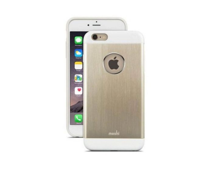 Moshi iGlaze Armour Satin Gold 99MO080251  - (iPhone 6 Plus / 6s Plus)