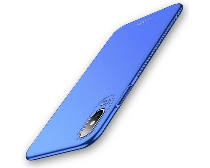 MSVII Σκληρή Θήκη PC - Blue (iPhone X / Xs)