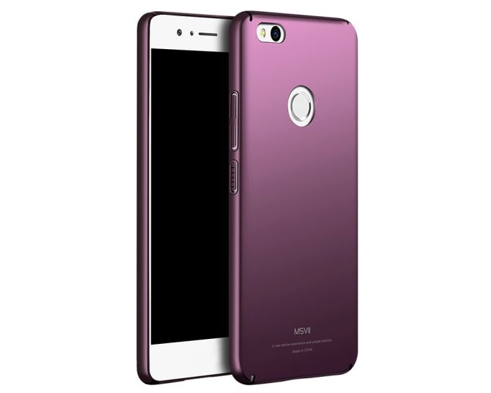 MSVII Σκληρή Θήκη PC - Purple (Huawei Honor 8 Lite)