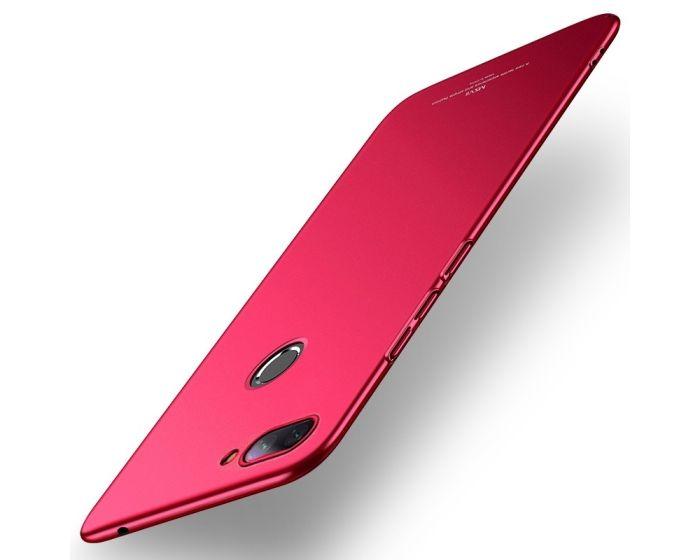 MSVII Σκληρή Θήκη PC - Red (Xiaomi Mi8 Lite)