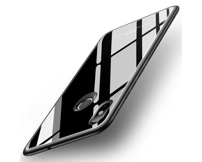 MSVII Glass TPU Case Black (Xiaomi Mi8 SE)