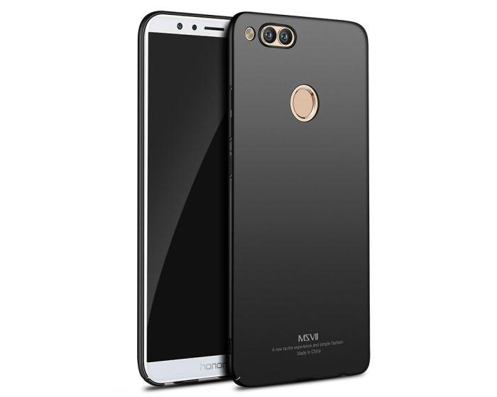 MSVII Σκληρή Θήκη PC - Black (Huawei Honor 7X)