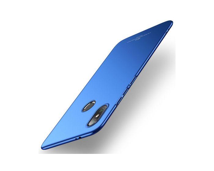 MSVII Σκληρή Θήκη PC - Blue (Xiaomi Mi8)