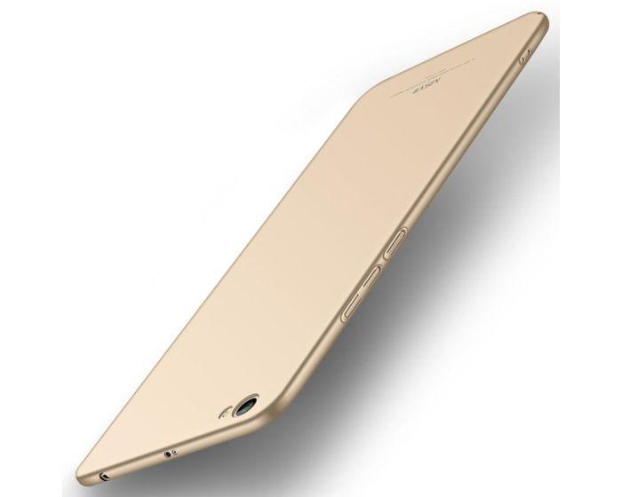 MSVII Σκληρή Θήκη PC - Gold (Xiaomi Redmi Note 5A)