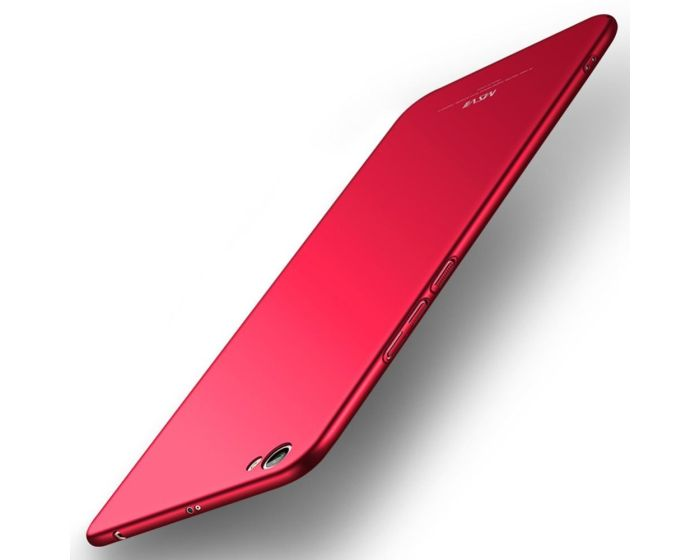 MSVII Σκληρή Θήκη PC - Red (Xiaomi Redmi Note 5A)