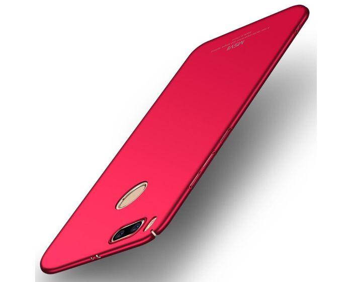 MSVII Σκληρή Θήκη PC - Red (Xiaomi Mi A1 / 5X)