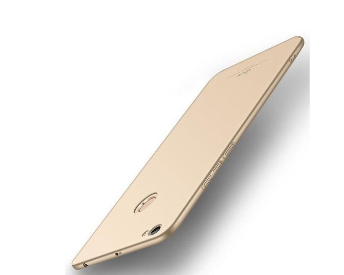 MSVII Σκληρή Θήκη PC - Gold (Xiaomi Redmi Note 5A Prime)