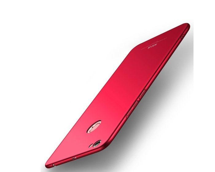 MSVII Σκληρή Θήκη PC - Red (Xiaomi Redmi Note 5A Prime)