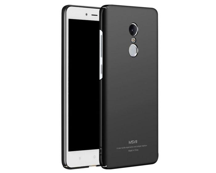 MSVII Σκληρή Θήκη PC - Black (Xiaomi Redmi Note 4 / Note 4X)