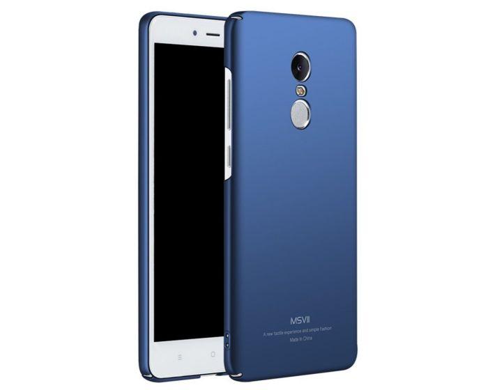MSVII Σκληρή Θήκη PC - Blue (Xiaomi Redmi Note 4 / Note 4X)