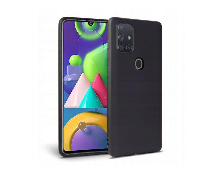 My Colors Original Liquid Silicone Case Θήκη Σιλικόνης Black (Samsung Galaxy M21 / M30s)