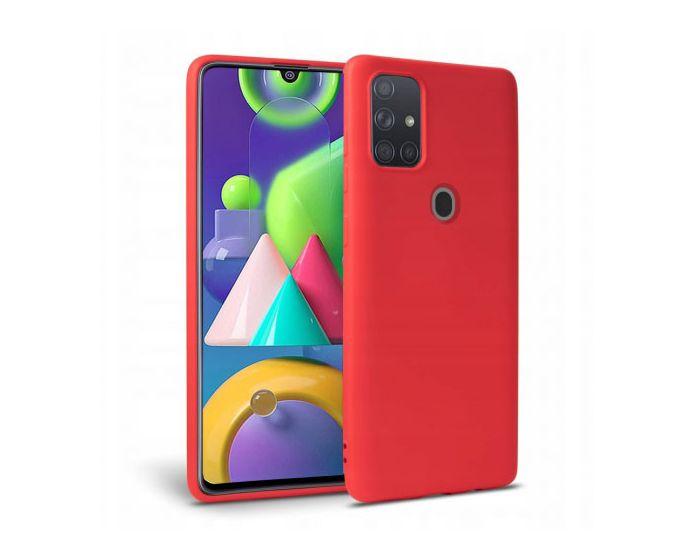 My Colors Original Liquid Silicone Case Θήκη Σιλικόνης Red (Samsung Galaxy M21 / M30s)