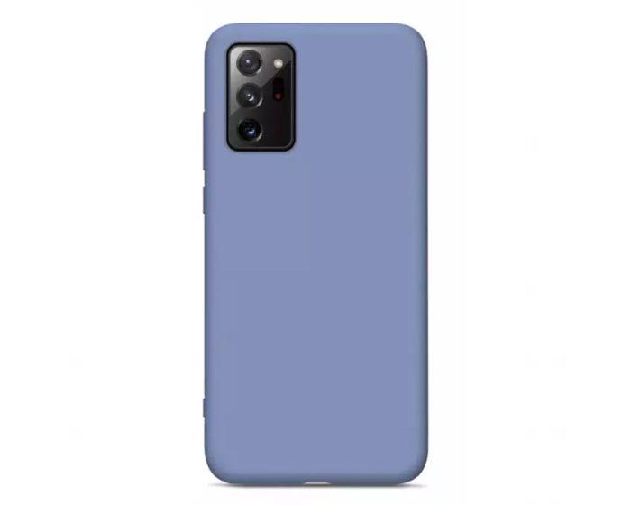 My Colors Original Liquid Silicone Case Θήκη Σιλικόνης Light Violet (Samsung Galaxy Note 20 Ultra)