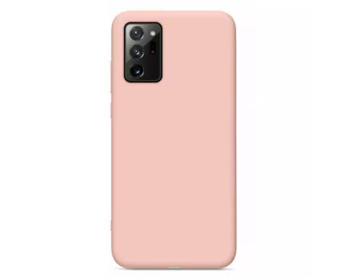 My Colors Original Liquid Silicone Case Θήκη Σιλικόνης Pink (Samsung Galaxy Note 20 Ultra)