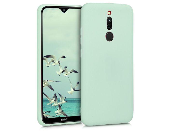 My Colors Original Liquid Silicone Case Θήκη Σιλικόνης Light Green (Xiaomi Redmi 8)