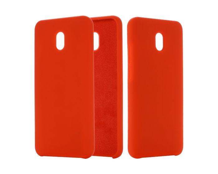 My Colors Original Liquid Silicone Case Θήκη Σιλικόνης Red (Xiaomi Redmi 8A)