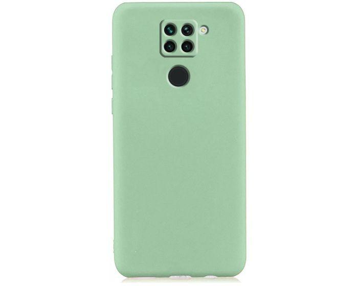My Colors Original Liquid Silicone Case Θήκη Σιλικόνης Light Green (Xiaomi Redmi Note 9)