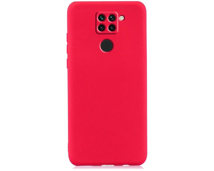 My Colors Original Liquid Silicone Case Θήκη Σιλικόνης Red (Xiaomi Redmi Note 9)