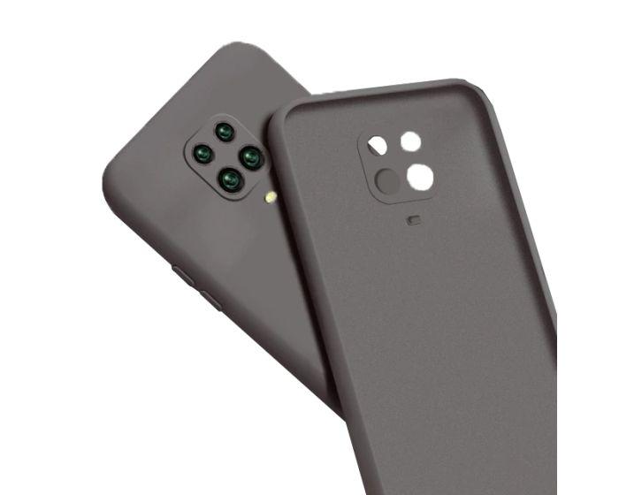My Colors Original Liquid Silicone Case Θήκη Σιλικόνης Black (Xiaomi Redmi Note 9s / 9 Pro / 9 Pro Max)
