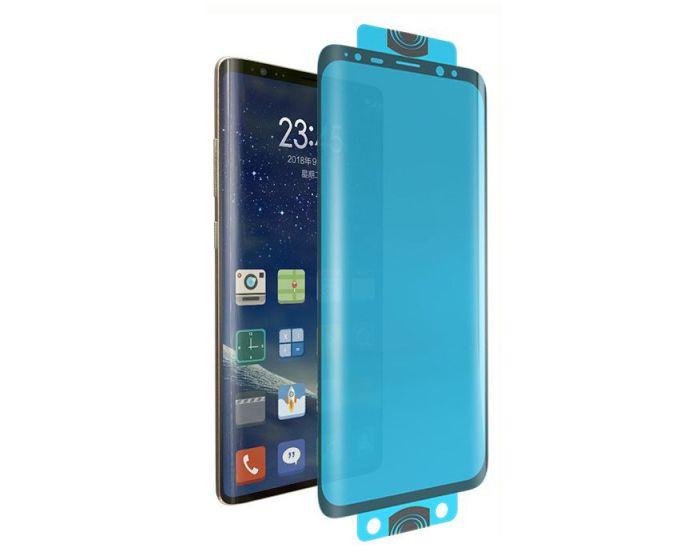 Bestsuit 3D Nano Flexi Full Glue Full Face Curved Black Αντιχαρακτικό 9H Film Protector (Samsung Galaxy S20)