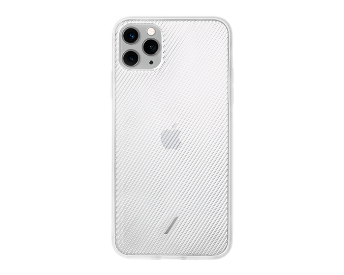 Native Union Clic View Case - Frost Clear (iPhone 11 Pro)