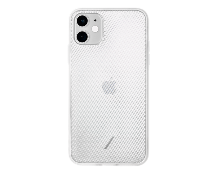 Native Union Clic View Case - Frost Clear (iPhone 11)