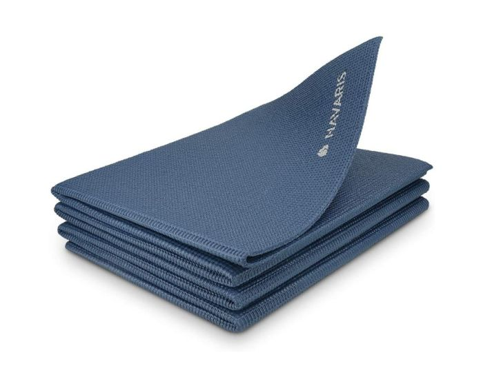 Navaris Folding Non-Slip Yoga Mat (45983.19) Στρώμα Γυμναστικής - Dark Gray