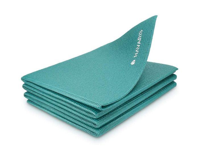 Navaris Folding Non-Slip Yoga Mat (45983.78) Στρώμα Γυμναστικής - Green