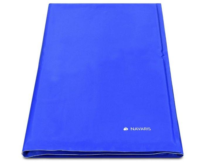 Navaris Self-Cooling Mat for Pets 50 x 90 cm (44252) Στρώμα Ψύξης για Κατοικίδια - Blue