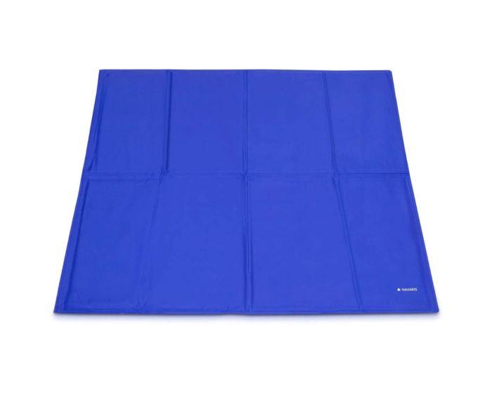 Navaris Self-Cooling Mat for Pets 81 x 96 cm (51183.01) Στρώμα Ψύξης για Κατοικίδια - Blue