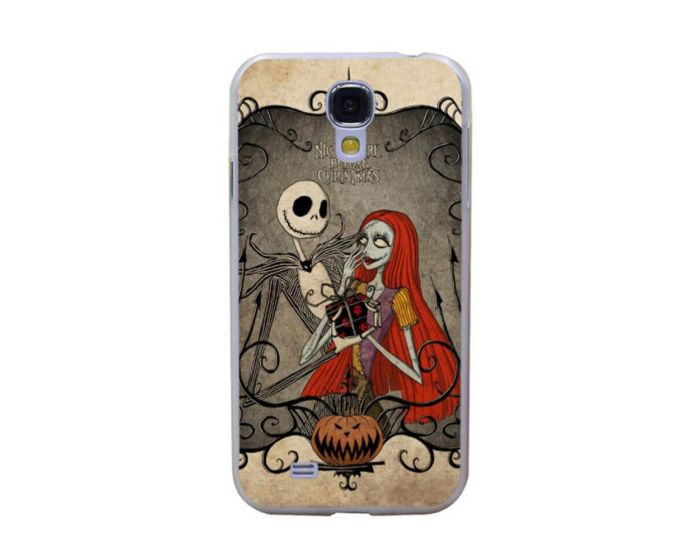 Nightmare Before Christmas Hard Case (Samsung Galaxy S4)