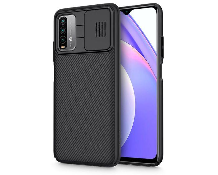 Nillkin CamShield Hard Case Σκληρή Θήκη με Κάλυμμα Κάμερας - Black (Xiaomi Poco M3 / Redmi 9T)