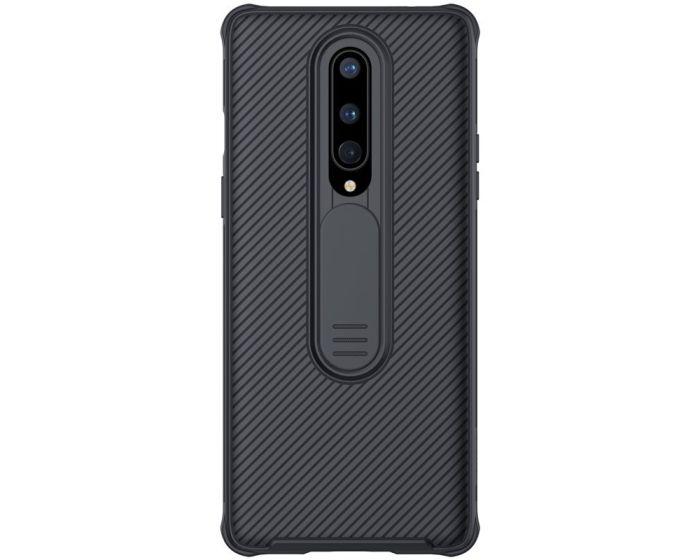 Nillkin CamShield Pro Case Θήκη με Κάλυμμα Κάμερας - Black (OnePlus 8)