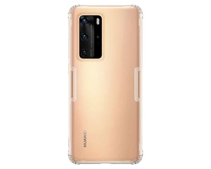 Nillkin Nature Ultra Thin TPU Slim Case - Διάφανη (Huawei P40 Pro)